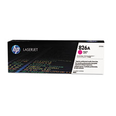 HP 826A, (CF313A) Magenta Original LaserJet Toner Cartridge