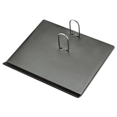 AbilityOne 7520014838994 Calendar Pad Stand, 3-1/2 x 5-1/2, Black