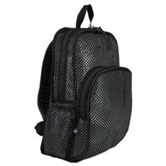 Eastsport® BAG CLOTH MESH BK Mesh Backpack, 12 X 5 1-2 X 17 1-2, Black