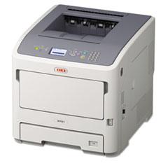 OKI 62442001 Oki B721dn Monochrome Laser Printer OKI62442001