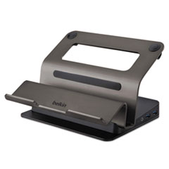 Belkin Ultrabook Dual Video Docking Stand with USB 3.0, Black