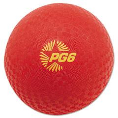 CSI PG6RD Champion Sports Playground Ball CSIPG6RD