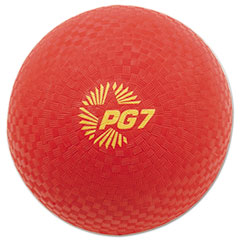 CSI PG7RD Champion Sports Playground Ball CSIPG7RD