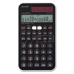 SHR EL510RNB Sharp EL-510RNB Scientific Calculator SHREL510RNB