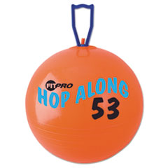 CSI PP53 Champion Sports FitPro Hop Along Pon Pon Ball CSIPP53