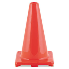 CSI C12OR Champion Sports Hi-Visibility Vinyl Cones CSIC12OR