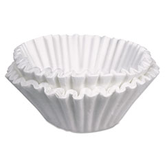 BUNN Commercial Coffee Filters, 10 Gallon Urn Style, 250/Pack
