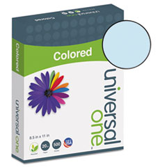 UNV 11202 Universal® Deluxe Colored Paper UNV11202