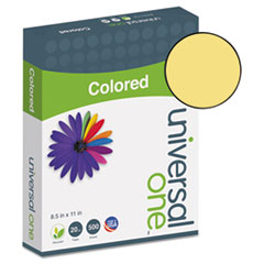 UNV 11205 Universal® Deluxe Colored Paper UNV11205