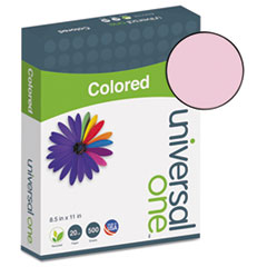 UNV 11204 Universal® Deluxe Colored Paper UNV11204