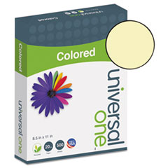 UNV 11201 Universal® Deluxe Colored Paper UNV11201