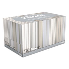 Kleenex® TOWEL ULTRA SOFT BOX WHT Ultra Soft Hand Towels, Pop-Up Box, White, 70-box