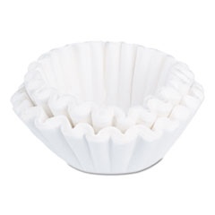 BUNN Commercial Coffee Filters, 6 Gallon Urn Style, 250/Carton
