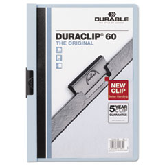 DBL 221406 Durable® DuraClip® Report Cover DBL221406