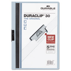 DBL 220306 Durable® DuraClip® Report Cover DBL220306
