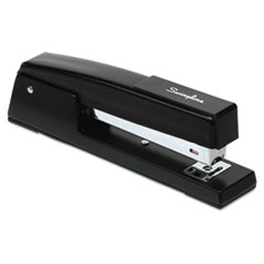 Swingline Classic 747 Full Strip Stapler, 20-Sheet Capacity, Black