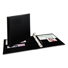 Avery Durable Binder with Two Booster EZD Rings, 1-1/2