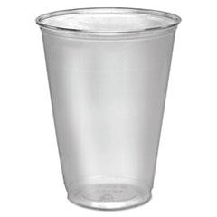 Dart®-CUP,PLAS,10OZ,50,CLR