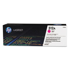 HP 312A (CF383A) Magenta Original LaserJet Toner Cartridge for Color LaserJet Pro MFP M476