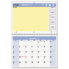 AT-A-GLANCE QuickNotes Recycled Desk/Wall Calendar, 11