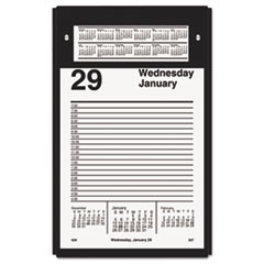 AT-A-GLANCE Pad Style Desk Calendar Refill, 5 x 8, 2016
