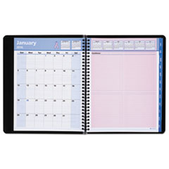 AT-A-GLANCE QuickNotes Recycled Special Edition Weekly/Monthly Appt. Book, 8 x 9 7/8, 2015