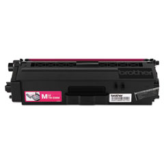 Brother TN336M (TN-336M) High-Yield Toner, 3500 Page-Yield, Magenta