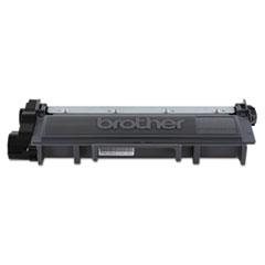 Brother TN660 (TN-660) High-Yield Toner, 2600 Page-Yield, Black