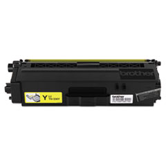 Brother TN336Y (TN-336Y) High-Yield Toner, 3500 Page-Yield, Yellow