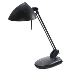 Ledu High-Output Three-Level Halogen Desk Lamp, 13-1/4