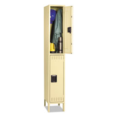 TNN DTS1218361SD Tennsco Double Tier Locker TNNDTS1218361SD