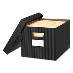 FEL 0029803 Bankers Box STOR/FILE Decorative Medium-Duty Storage Boxes FEL0029803