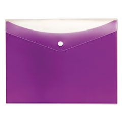 PFX 95565P Pendaflex Poly Snap Envelope PFX95565P