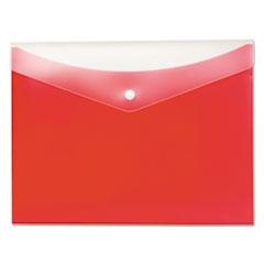 PFX 95563 Globe-Weis® Poly Snap Envelope PFX95563