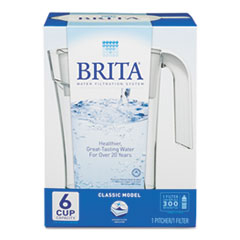 Brita Classic Water Filter Pitcher, 48oz Capacity