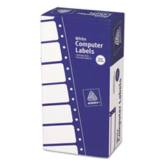 AVE 4015 Avery Dot Matrix Printer Mailing Labels AVE4015