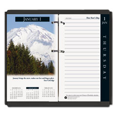 House of Doolittle Earthscapes Daily Calendar Refill, 3-1/2w x 6h, 2015