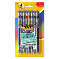 BIC Mechanical Pencil Xtra Precision, 0.5mm, Assorted