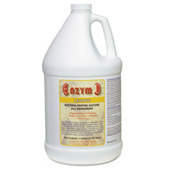 Big D Industries Enzym D Digester Liquid Deodorant, Lemon, 1gal, 4/Carton