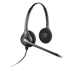 Plantronics SupraPlus Over-Head Cord Telephone Wideband Professional Headset