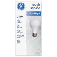 GEL 18274 GE Rough Service Incandescent Worklight Bulb GEL18274