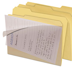 IDE FT07186 find It™ Clear View Interior File Folders IDEFT07186