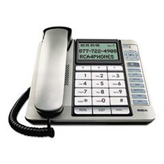RCA 11141BSGA RCA 11141BSGA One-Line Corded Phone RCA11141BSGA