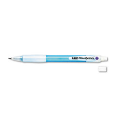 BIC Velocity Mechanical Pencil, HB #2, 0.9 mm, Blue Barrel, Refillable
