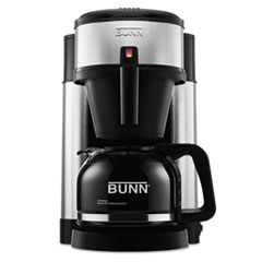 BUN NHS BUNN® 10-Cup Velocity Brew® NHS Coffee Brewer BUNNHS
