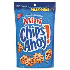 CDB 07133 Nabisco Chips Ahoy! Chocolate Chip Cookies - Single Serve CDB07133