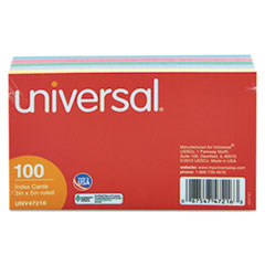UNV 47216 Universal Recycled Index Strong 2 Pt. Stock Cards UNV47216