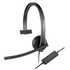 LOG 981000570 Logitech USB H570e Over-the-Head Wired Headset LOG981000570