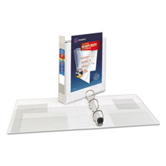 Avery Heavy-Duty View Binder w/Locking 1-Touch EZD Rings, 1 1/2