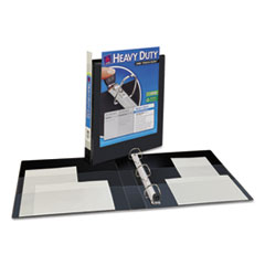 Avery Heavy-Duty View Binder with One Touch EZD Rings, 1